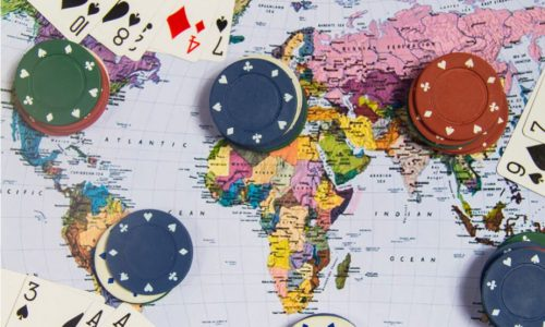 Which country gambles the most?
