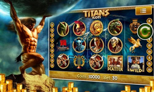 Choose Top slots with Greek mythology to play at